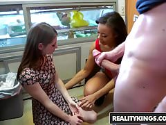 RealityKings - Money Talks - Adrian Maya Alice March Brad St