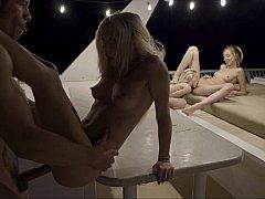 Scenic sex session