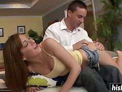 Kenna craves of a delicious chopper - kenna kane