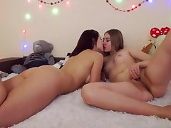 Hot Kissing and Categorization By Incomparable Lesbians