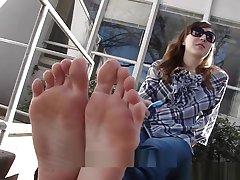 University Feet