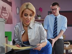 Office Sex Alice Evidence - Copulated And Focused