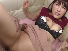 Asian stays clothed to the fullest extent a finally property dick in hardcore POV scenes